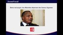 Biens mal acquis: les effarantes dépenses des Sassou Nguesso (Congo-Brazzaville)
