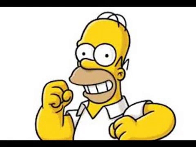 Tonos Graciosos Para Celular Carcajada De Homero Video Dailymotion