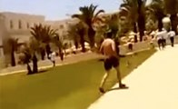 Des images amateur montrent la panique lors de la fusillade à Sousse