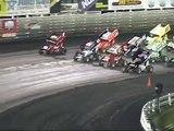 Schatz wins, King's wheelstand -- video from 2009 Nationals courtesy Knoxville Raceway