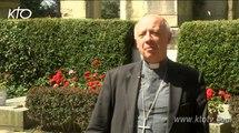 Mgr Boulanger : Joie pour la canonisation de Louis et Zélie Martin
