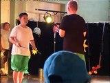 Spectacle CLSH cirque et danse - juillet 2008 - Harnes