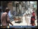 پشاور، تاجران کا ایف آئی اے کے خلاف احتجاج