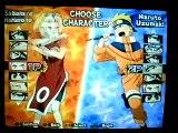 Naruto Uzumaki Chronicles 2-All Characters