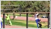 Amazing Course d'obstacle de chiliens!!