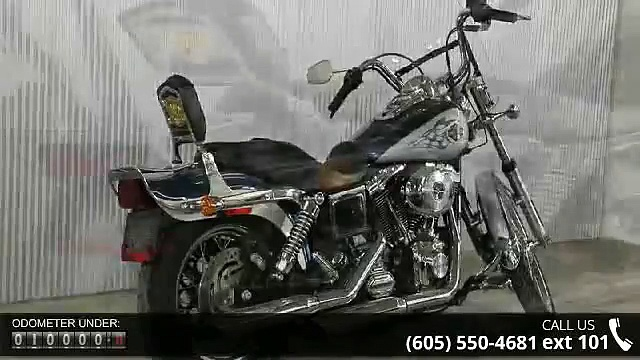 2004 Harley-Davidson FXDWG  – Indian Motorcycle Sturgis -…
