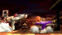 Ken's Court - Super Slam Bros. for Wii U (Quad City DJs X Street Fighter)