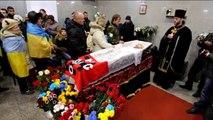 Похороны КИБОРГА
