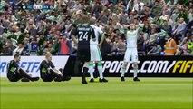 ►Zlatan Ibrahimovic◄PRO CLUBS FIFA 15 Game Clips!