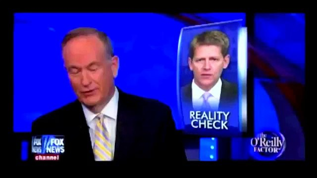 Bill O'Reilly Responds to Another Fox News Swipe by The Simpsons