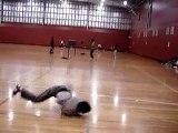 bboy dandan - basics footwork, power moves and freezes aug06