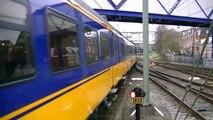 Treinen in Groningen 2012 - Dagje door Nederland