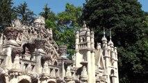 Le palais idéal du facteur Cheval (Drôme - France)