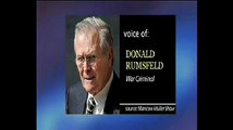Donald Rumsfeld Questioned About WTC 7 - Feb 2011