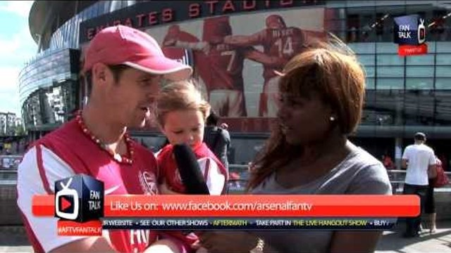 Arsenal FC Fans Transfer Thoughts - Arsenal Emirates Cup - ArsenalFanTV.com