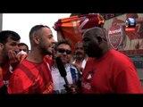 Arsenal FanTalk 13 - Arsenal Emirates Cup - ArsenalFanTV.com