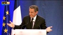Nicolas Sarkozy pourrait renoncer à la présidentielle
