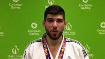 Cyrille Maret - Médaille de bronze judo -100kg