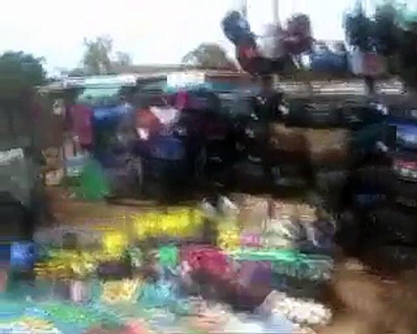 African roads