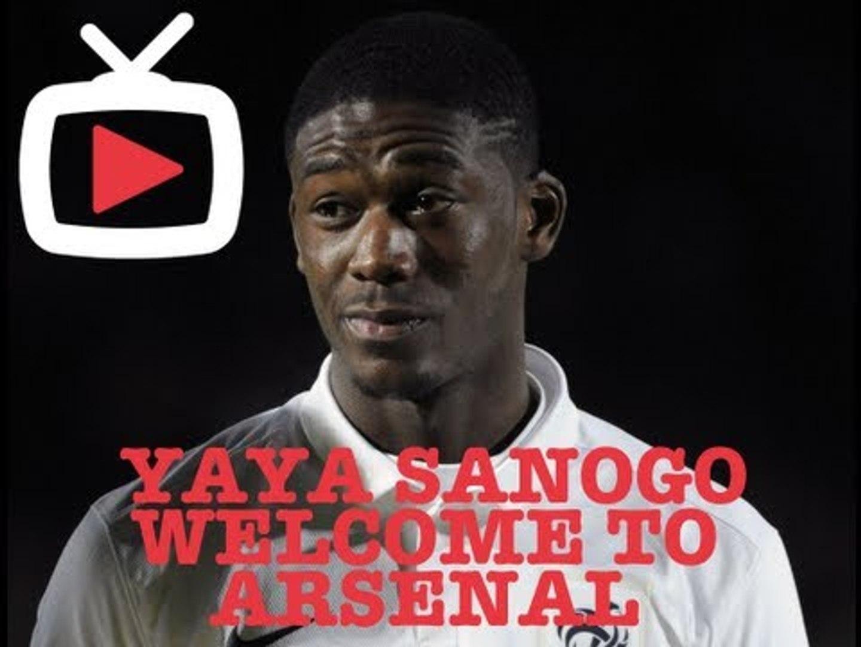 Arsenal Transfer News - Yaya Sanogo Signed - ArsenalFanTV.com