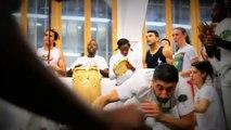 Jogo de Benguela - Roda Abada Capoeira Paris Jogaki - Batizado 2013