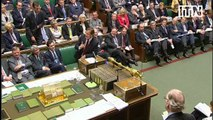 PMQs: David Cameron tackles Brown over Royal Mail