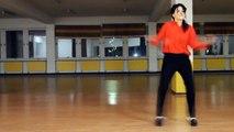 My Michael Jackson Moves - Krista Jackson (HD)