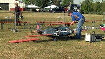 Giant RC Curtiss AT-32C CONDOR Passenger Biplane Scale model