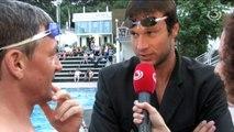 Ö3-Schwimm-Challenge: Andi vs. Markus Rogan
