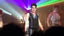 Adam Lambert BAND INTROS Glam Nation Tour (Louisville) HD