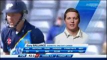 Gary Ballance 60 (Yorkshire Bank 40 - Group C) Yorkshire v Somerset
