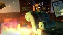 Skylanders BOOMCAST:  Wash Buckler, Stink Bomb & Skylanders SWAP Force