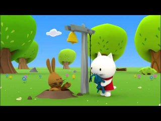 Musti 3D - Les petits lapins