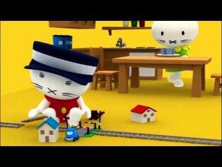 Musti 3D - Les Trains miniatures