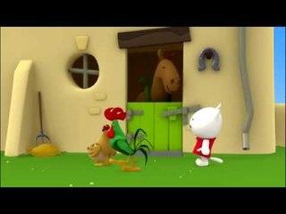 Musti 3D - Monsieur Coq est malade