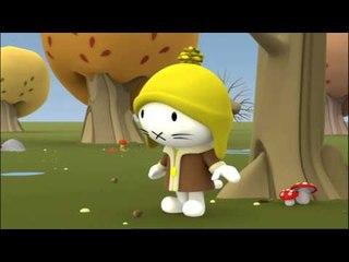Musti 3D - Ajetreo y bullicio en el bosque