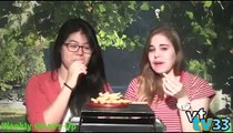 Girls vs  Food and Weird Science Facts   Weekly Whats Up