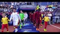 20150627 U21ユーロ ポルトガル 5-0 ドイツ ハイライト