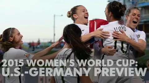 U.S. – Germany World Cup preview