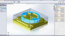 Delcam for SolidWorks XPRESS - Creating Machining Features from SolidWorks Design Features