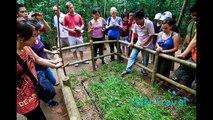 PXN Travel - Vietnam Travel 2015 - Vietnam tour - Cu Chi Tunnels Tour with Speedboat
