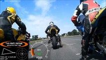 TWO DAVES RACING - Darley Moor Formula 125 - Round 5, Race 2, 2012 - DAVID CARSON