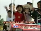 Cartoon Children FULL # Lagu Anak Inggris Good Morning