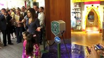Disney Store Grand Opening with New Interactive iPad Kiosk
