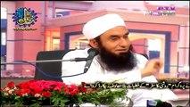 Roshni Ka Safar - 22 June 2015  - Maulana Tariq Jameel