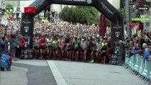 Marathon- Replay Départ - Chamonix Marathon du Mont-Blanc 2015