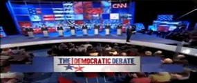 Turd Ferguson at the Democratic Debates