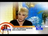Entrevista Andrea presenta a Yuri, una de las voces femeninas más famosas de la música latina