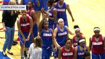 Late Night In The Phog // Men's and Women's Basketball // 10.10.2014
