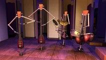 Animusic - Pogo Sticks [HD]